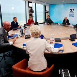 G7 Junio 2021 Inglaterra